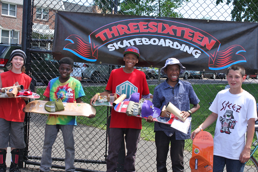 Top 5 From 13 and Under