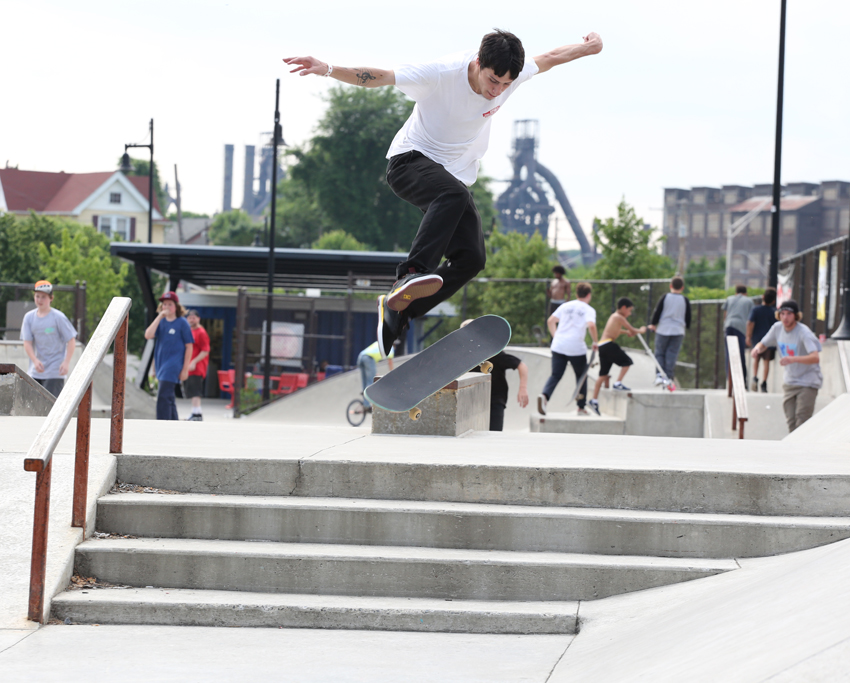 tre_on3stair